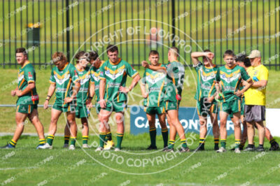 Under 19's CCDRL Round 5 – Wyong Roos v Terrigal Sharks