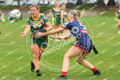 Ladies League Tag CCDRL Round 6 – Wyong Roos v Erina Eagles