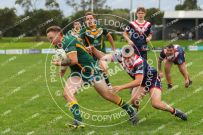 Open Age CCDRL Round 6 – Wyong Roos v Erina Eagles